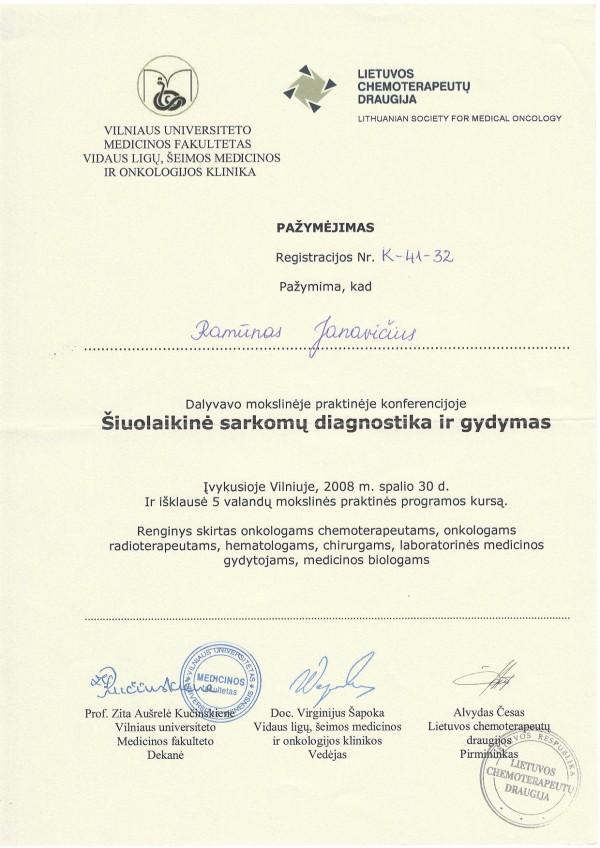 SARKOMOS2008